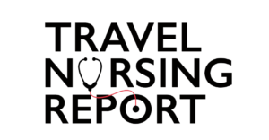 Travel Nursing Report Logo