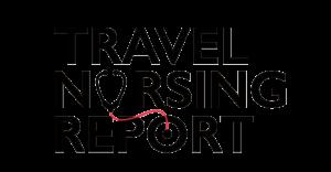 Travel Nursing Report Logo