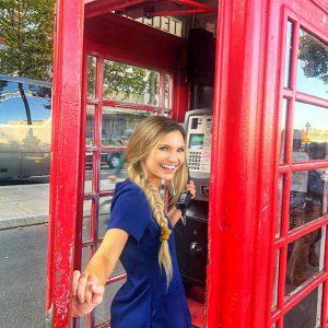 Travel Nurse Kristen Conrad