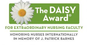 Daisy Award - Travel Nursing Resume