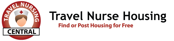 Travel Nursing Central Housing Logo