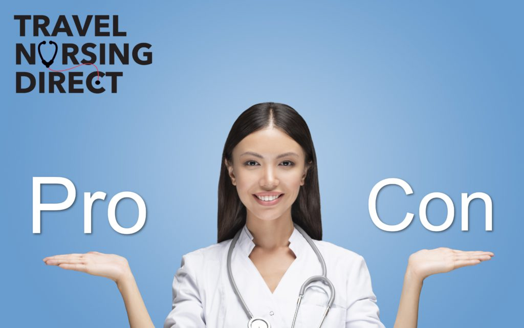 Pros and Cons of Travel Nursing